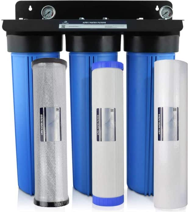 APEX MR-3030 3-Stage Filtration System review