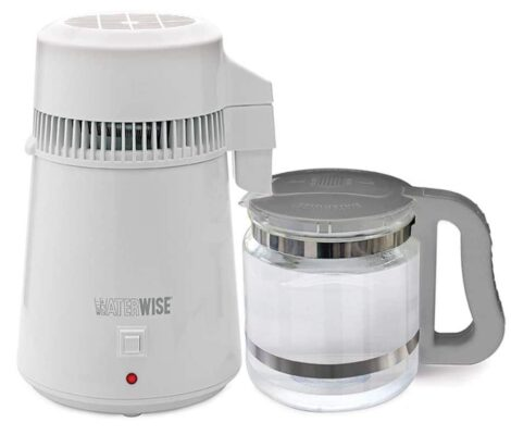 Waterwise 4000 Water Distiller review