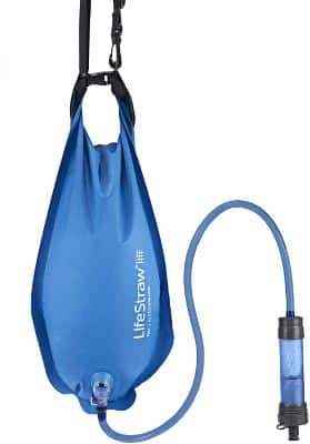 LifeStraw Flex Advanced Water Filter with Gravity Bag
