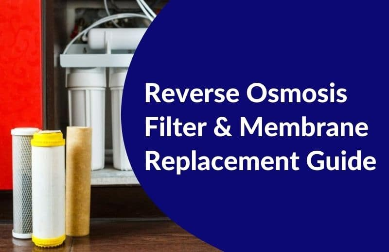 How to Change Reverse Osmosis Filters guide